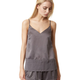 Bluebella Sophie Grey Cami and Short Pyjama Set