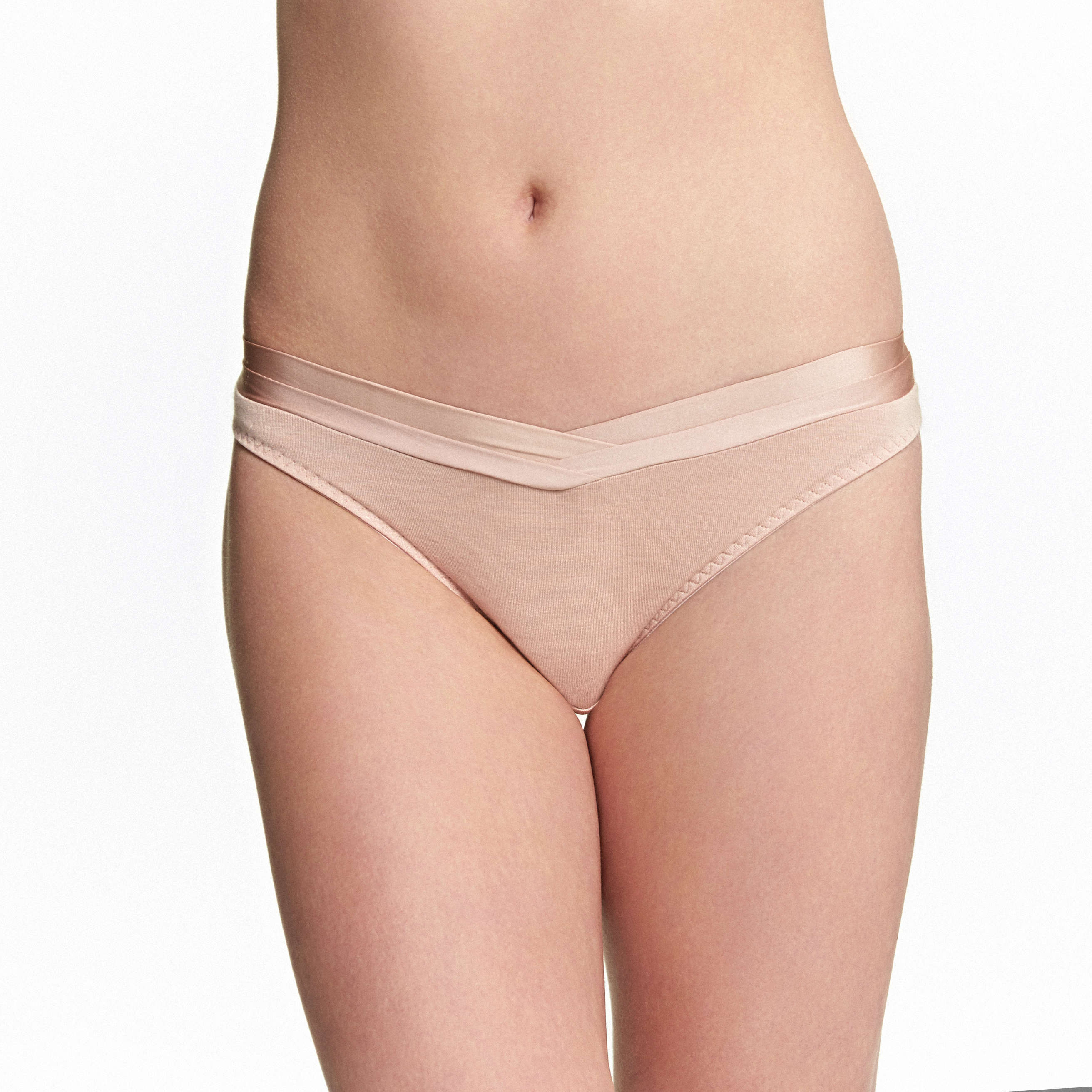 Royce Maisie Brief Blush Front