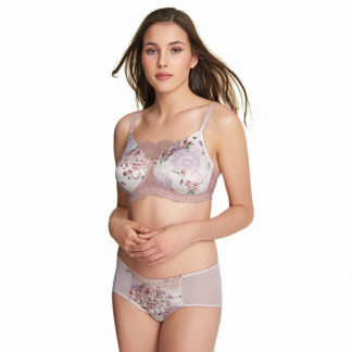 Royce English Rose Post-Surgery Bra with lace panel