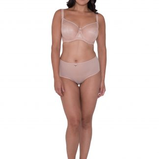 Curvy Kate Victory Balcony Bra Latte Model Front